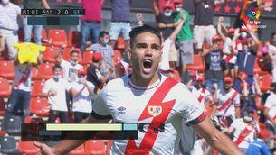 Resum del Rayo Vallecano - Getafe (3-0)