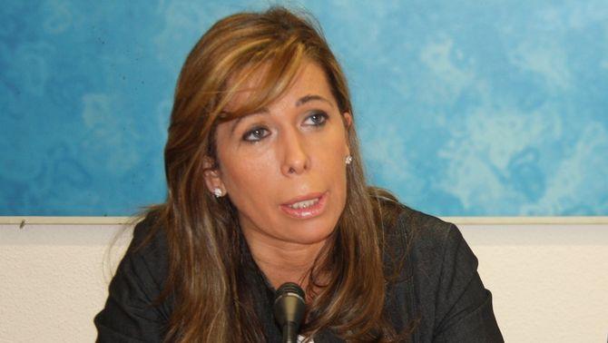 Alícia Sánchez-Camacho, presidenta del PPC (Foto: ACN)