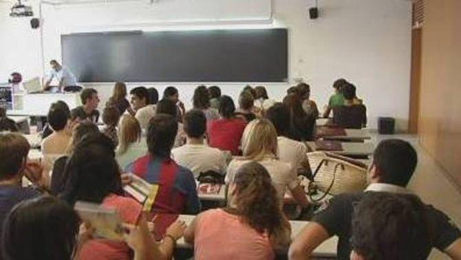 El preu dels estudis universitaris a Catalunya és el novè més car de la UE