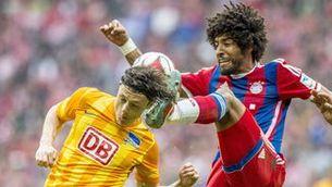 El Bayern acarona la Bundesliga