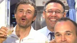 Barça, campió de Lliga