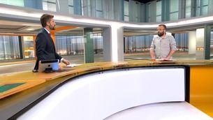 Entrevista a Carlos Macías, portaveu de la PAH