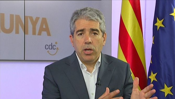 Homs afirma que l'única opció de canvi passa pel PSOE i els vots de CDC