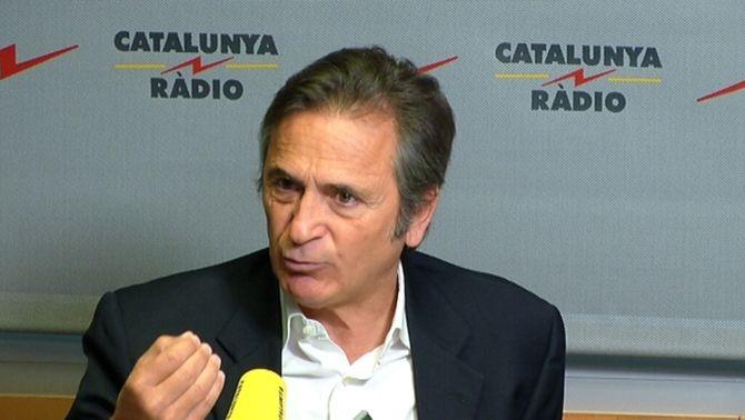 Josep Pujol diu que la seva mare va estripar una part de la carta de l'avi Pujol