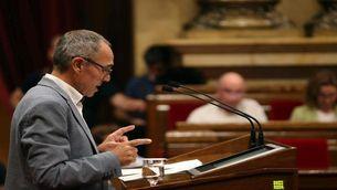Dures acusacions de Joan Coscubiela al president Puigdemont