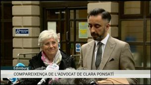 Clara Ponsatí rebutja els càrrecs i manifesta la seva confiança en la justícia escocesa
