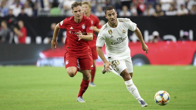 El Reial Madrid cau contra el Bayern en l'estrena a l'International Champions Cup
