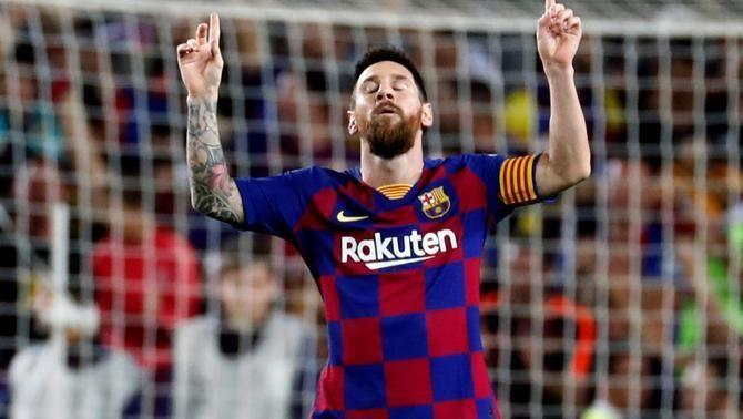 """Messi: """"Em vaig plantejar marxar pel problema amb Hisenda"""""""