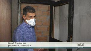 Tres atacs a la mesquita de Montcada i Reixac