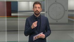 Telenotícies vespre - 01/03/2021