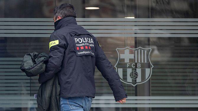 FAQS sobre l'atestat del mossos sobre el cas Barçagate