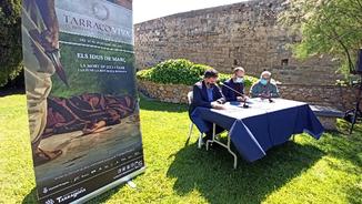 Roda de premsa de la 23a edició de Tarraco Viva