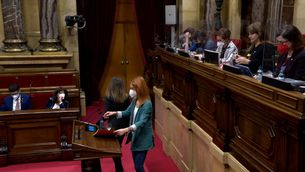 Rèpliques i contrarèpliques d'aquest divendres al debat d'investidura de Pere Aragonès