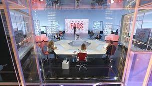 """Preguntes freqüents"": Alba Vergés i Marc Ramentol, Josep Bou, Gonzalo Boye i Lolita Flores"