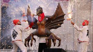 Tornen els castells amb la Festa Major de Santa Tecla