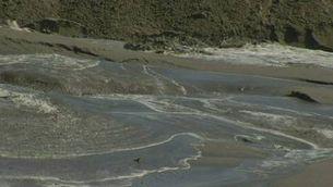 Les platges retrocedeixen tres metres cada any