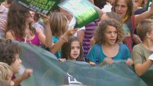 Llum verda al Congrés en defensa de la immersió lingüística en català