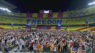 El mosaic del Camp Nou
