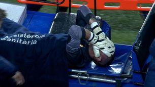 Valdés diu adéu a la temporada