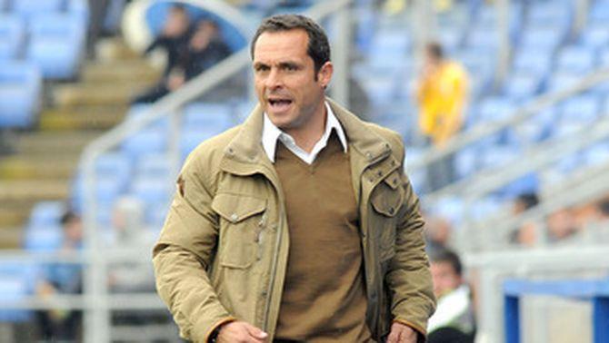 Sergi Barjuan deixa de ser l'entrenador del Recreativo de Huelva