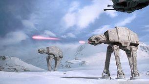 """Batalla al planeta Hoth, a """"L'Imperi contraataca"""""""