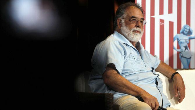 Francis Ford Coppola, en una imatge d'arxiu (Reuters)