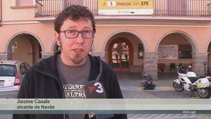 Declaracions alcalde Navàs i Torroella