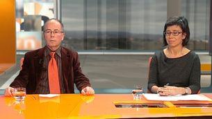 Javier Martín Vide i Olga Alcaraz, al canal 3/24