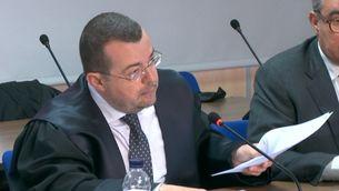 L'advocat de Diego Torres, Manuel González Peeters, en una imatge d'arxiu