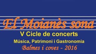 """Imatge de:El Festival Gong, cicle el """"Moianès Sona"""" i Les Garrigues Guitar Festival """"Memorial Emili Pujol"""""""