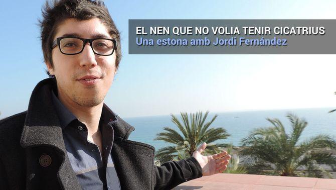 Una estona amb Jordi Fernández