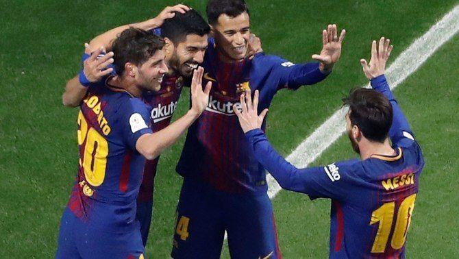 """El Barça es consolida com el """"rei de Copes"""" amb el seu 30è trofeu"""