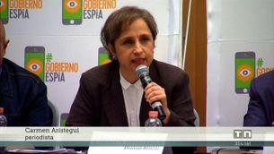 Periodistes i defensors dels drets humans víctimes de l'espionatge de Pegasus