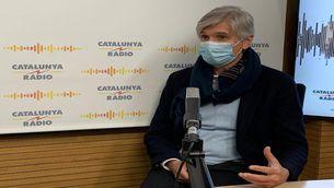 """Josep Maria Argimon: """"Cal fer un pas enrere el més aviat possible"""""""