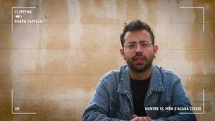 Rubén Capilla en 4 clips tocats per la tramuntana