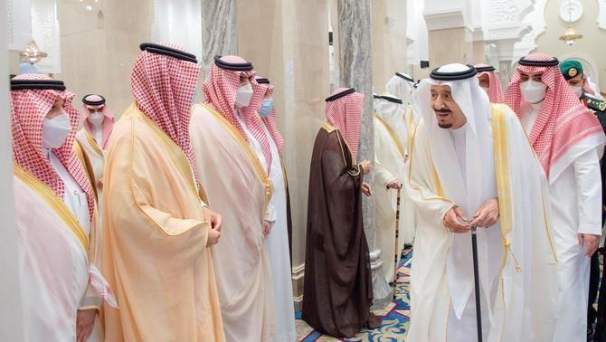 Salman bin Abdulaziz és formalment el rei saudita però les regnes del país les porta el seu fill (Europa Press)