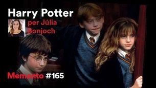 """""""Memento #165"""" 03.06.21 """"Harry Potter, per Júlia Bonjoch: la màgia que deixa marca"""""""