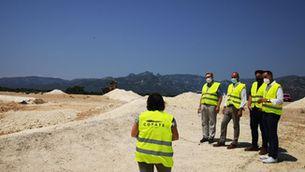 El COPATE ampliarà el Centre de tractament de residus de l'Ebre del Mas de Barberans