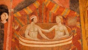 Imatge eròtica de l'edat mitjana