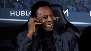 Pelé torna a l'UCI per un sobtat deteriorament en la seva salut