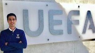 Joel González fitxa pel Barça