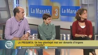 Imatge de:La Marató de TV3: trasplantament de ronyó i l'hemodiàlisi