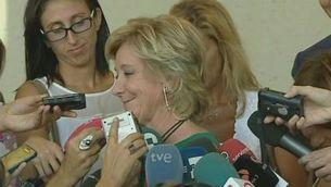 Aguirre insinua que Eurovegas anirà a Madrid