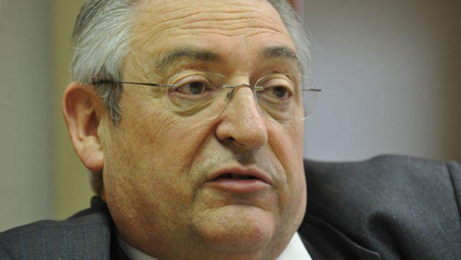 Manuel Milián Mestre en una imatge d'arxiu.