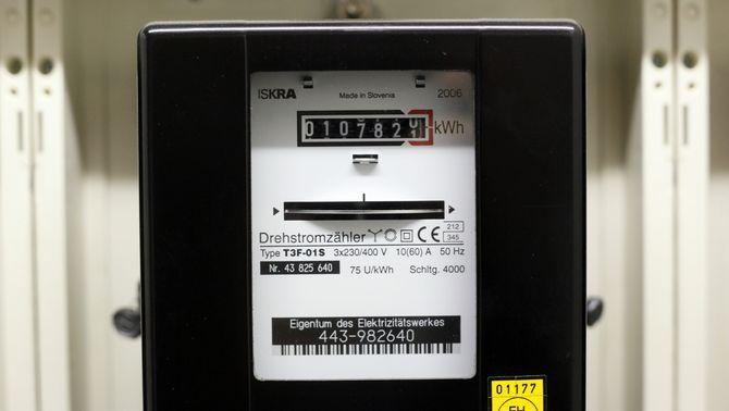 Imatge d'arxiu d'un comptador elèctric. (Foto: Reuters)