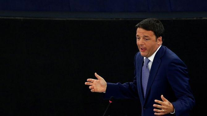 """Renzi fa una crida a retrobar """"l'ànima d'Europa"""" i avisa que, sense creixement, la UE """"no té futur"""""""