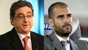 Millo (PP) critica que Guardiola tanqui la llista unitària i insinua que és pròpia del franquisme