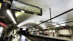 Vaga del metro