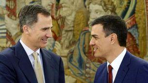"""Pedro Sánchez diu que no té prou diputats: """"Quedem abocats a noves eleccions"""""""