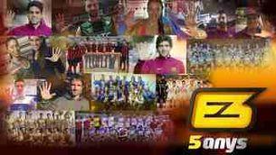El canal Esport3, premiat a la 7a edició del BCN Sports Film Festival